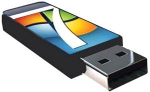 Install Windows 7, Vista or XP from USB pen drive