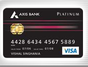 Easy Platinum credit card
