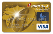 ICICI gold credit card