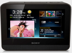Sony Dash price and specification Sony announced dash Personal Internet Viewer