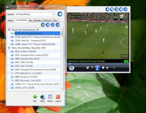 Watch FIFA world cup 2010 live streaming using Sopcast player