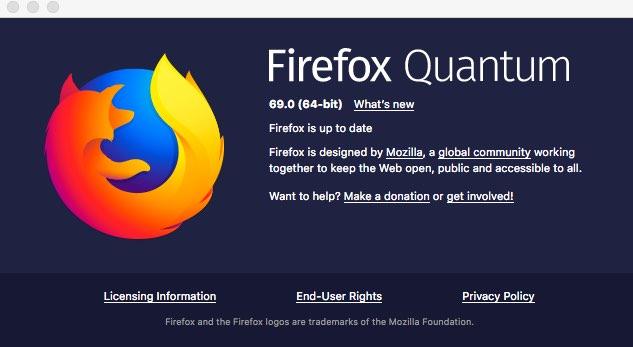 Firefox 69 portable