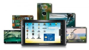 Archos 101 internet tablet price and specification