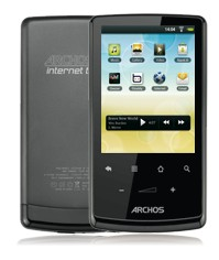 Archos 28 internet tablet price and specification