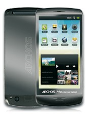 Archos 43 internet tablet price and specification