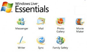 Windows Live Essentials 2011 offline installer setup