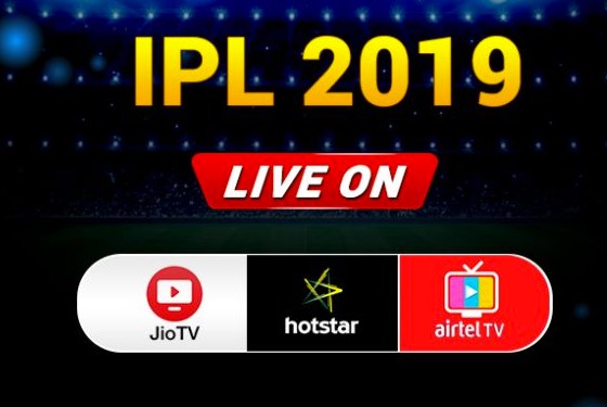IPL 2019 live streaming