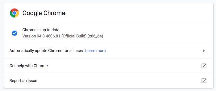 Chrome Offline Installer 2021