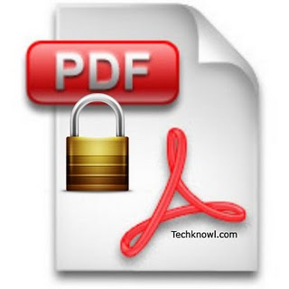 Unlock protected PDF files to copy edit and print