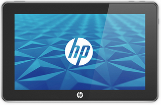HP web tablet PC price and specification