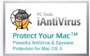 iantivirus free antivirus for Mac OS X