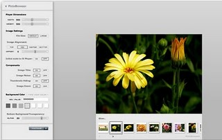 Flickr slideshows in website ,Blogger, WordPress