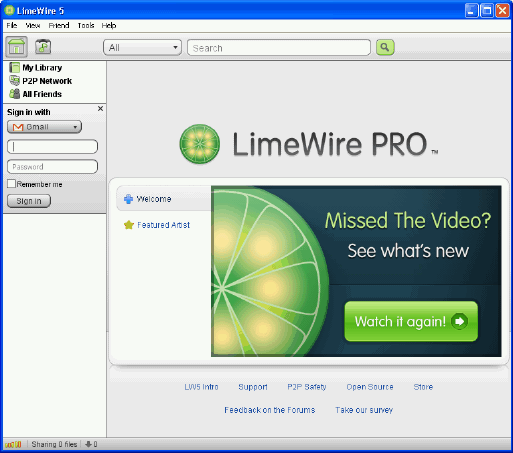 download  limewire