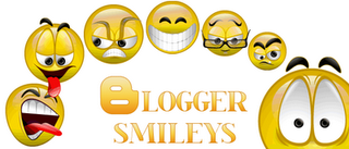 Smileys in Blogger comments .