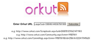 receive free orkut scraps