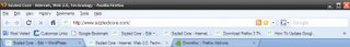 chrome theme for firefox 3