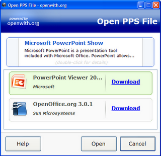 537 available programs Find out and open unknown file types in Windows automatically