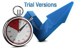 Extend or reset trial period of softwares