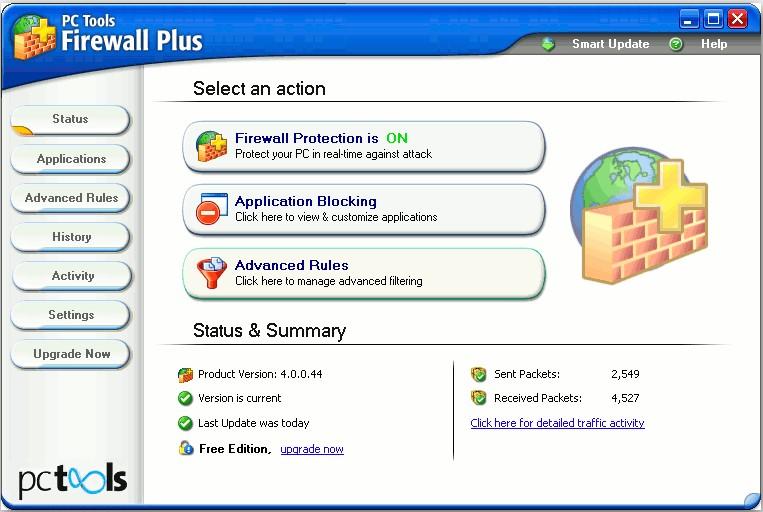free personal firewall:
