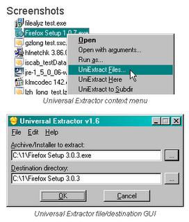 Uniextract installer | Universal Extractor Download for Windows