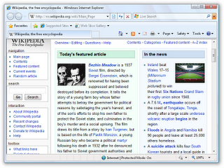 Download earlier versions of Internet explorer