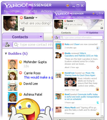 how to setup a chat room on yahoo messenger Join a chat room to meet new friends while you discuss your favorite topics starting version 8, yahoo messenger now supports video chat feature.