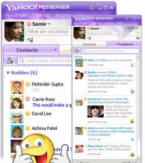 Yahoo messenger 10